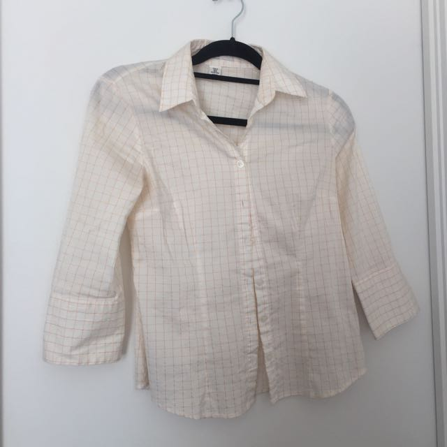 Dress Shirt From H&M - Size 4
