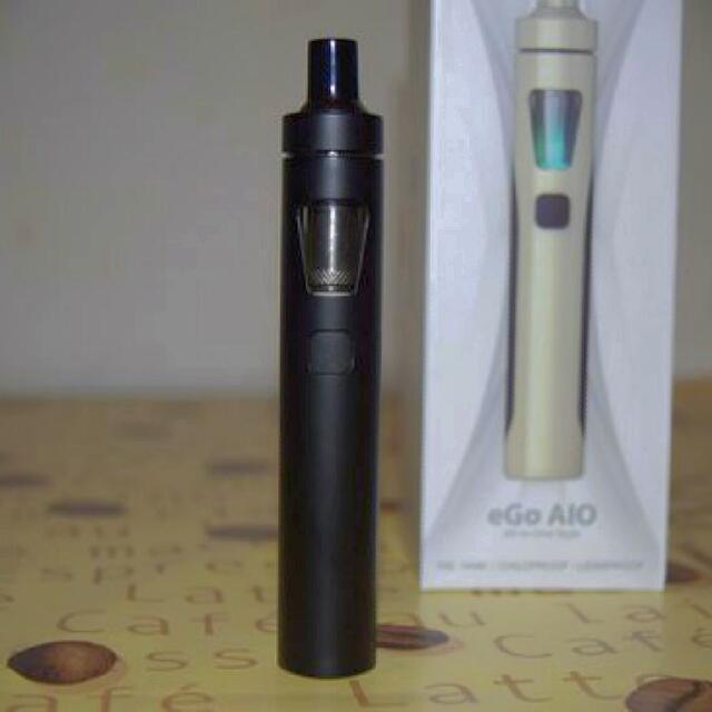 E-cigarette ego AiO