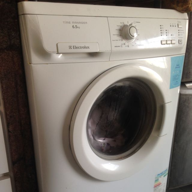 Electrolux Washer EWF85661 伊萊克斯 洗衣機