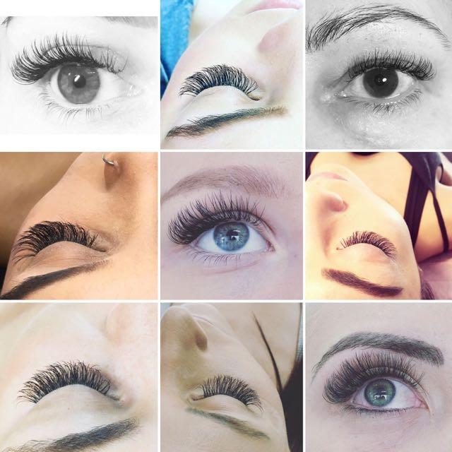 Eyelash Extensions 😍