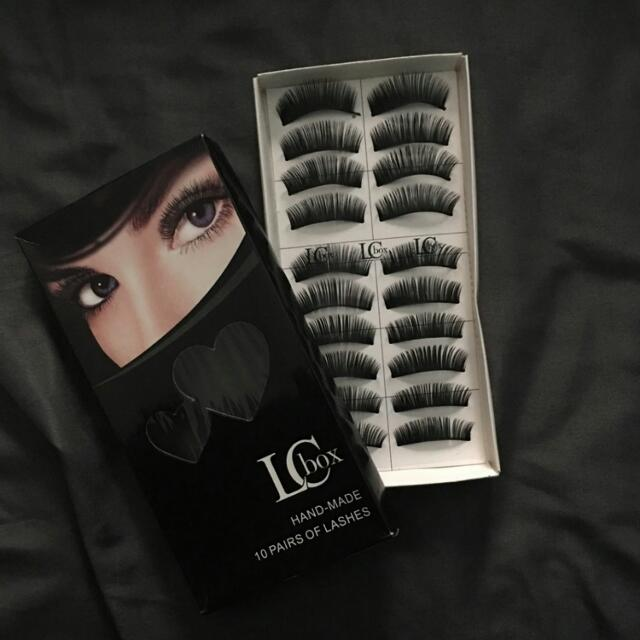Eyelashes Extension 10pairs