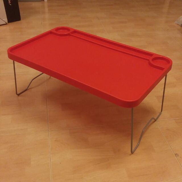 Foldable IKEA table