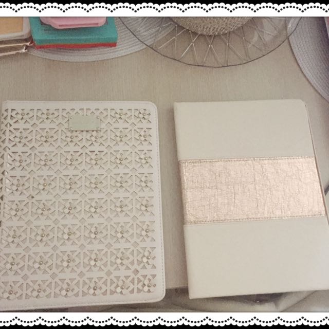 Forevernew & Typo Ipad air cover x2