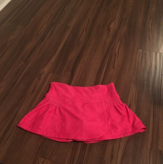 Golf/tennis Skirt
