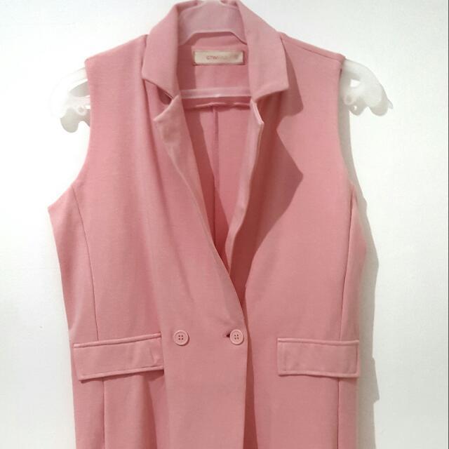 GTW SM Pink Romper