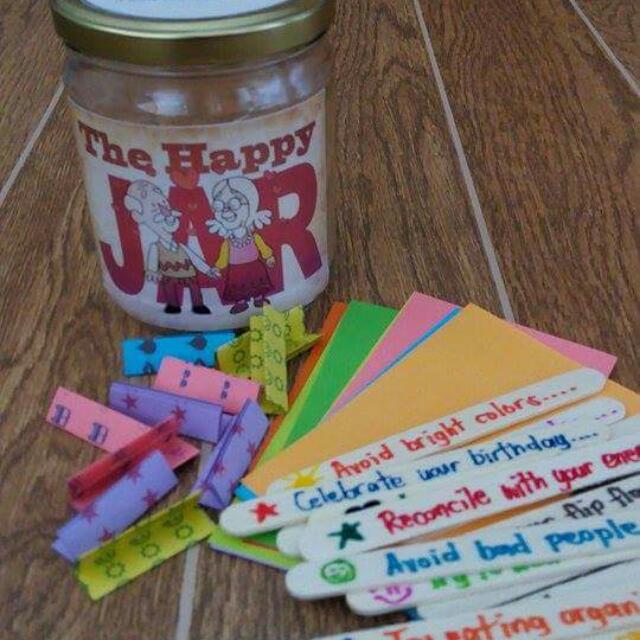 Happy JAR (Medium)