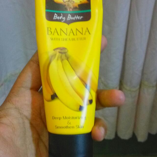 Herborist Body Butter Banana