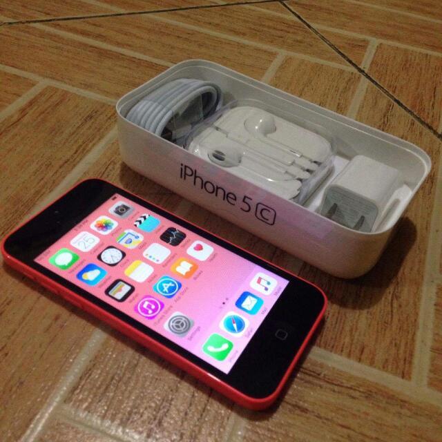 Iphone 5C (Pink) 32GB