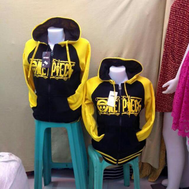 Jacket For Couples With Hood