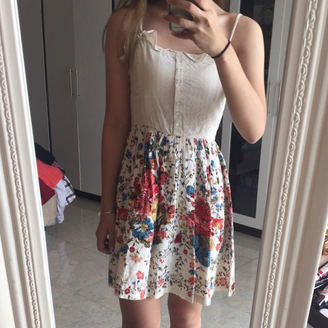 Mango Mini Dress