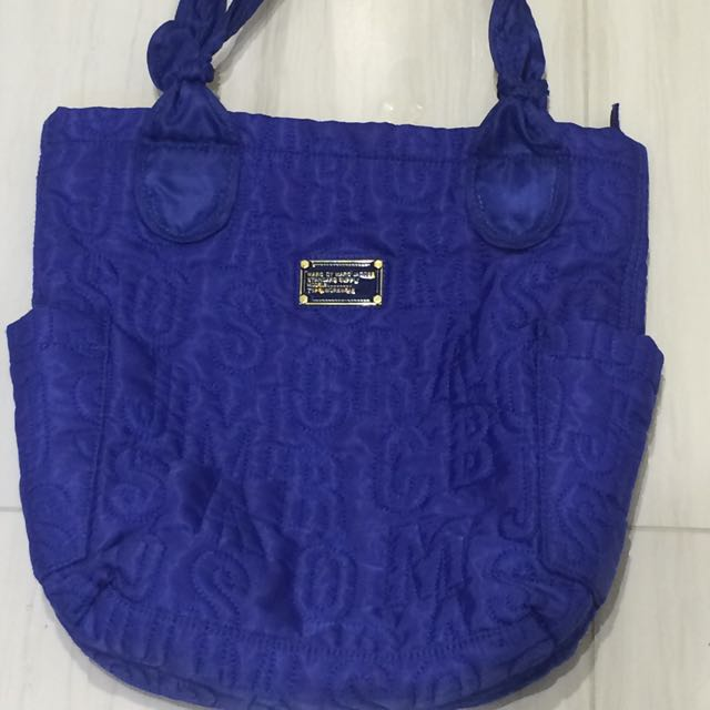 Marc By Marc Jacobs Blue Bag
