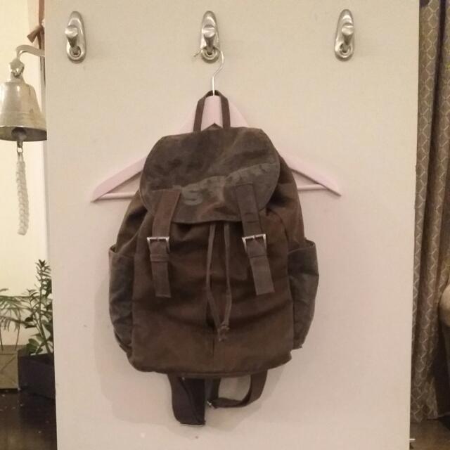 Milestones Backpack