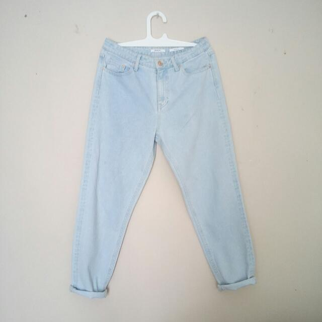 Mom Jeans Stradivarius