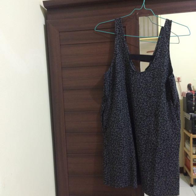 Motif Mini Dress