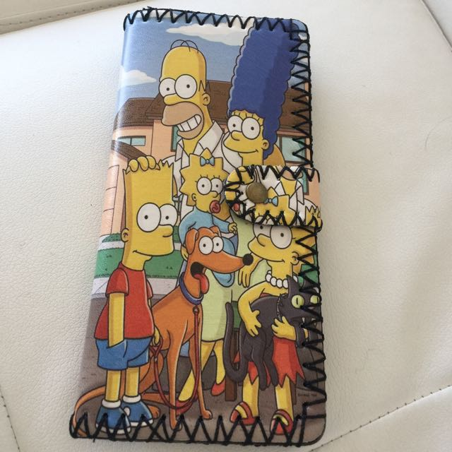 New Simpson Leather Wallet