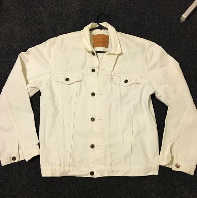 Original Levi Denim Jacket