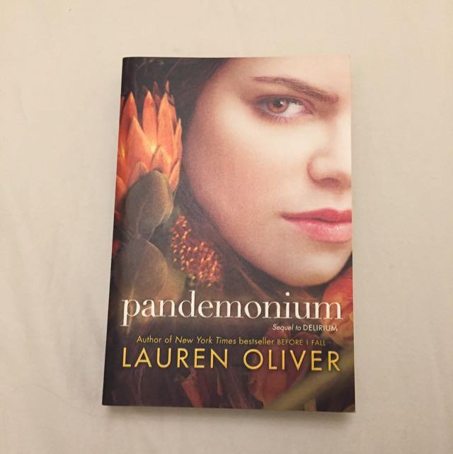 Pandemonium Paperback