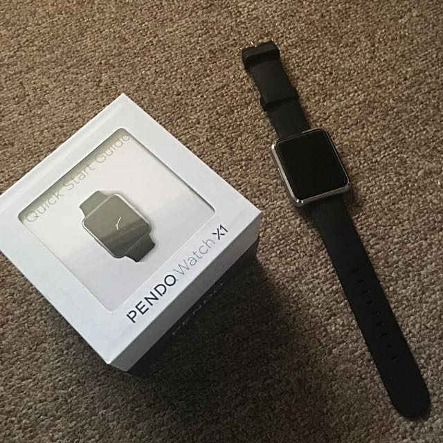 Pendo Watch and Uniden Phone