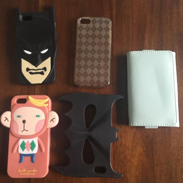 Phone cases for iPhone5&5s!