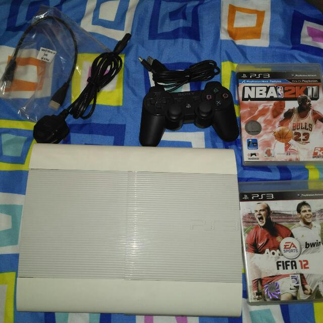 PlayStation 3 PS3 500gb Untouched