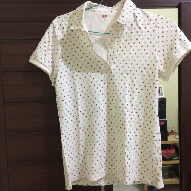 Polo Shirt By Uniqlo