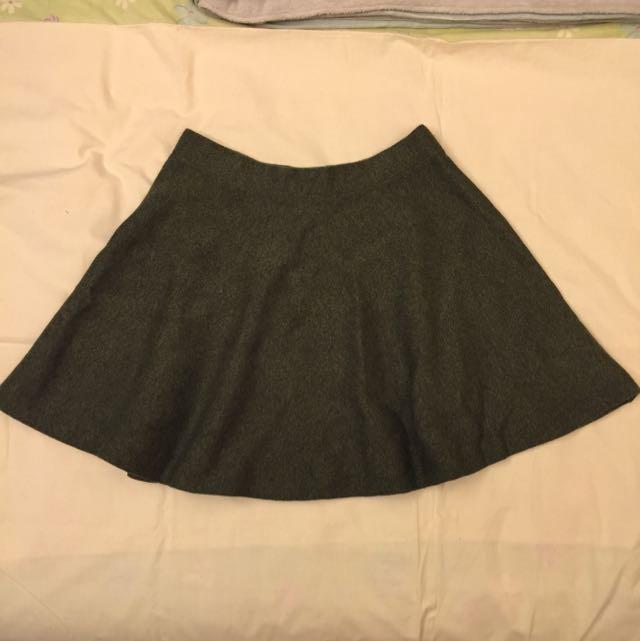 Primark Khaki Skirt