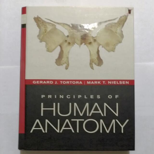 Principles of Human Anatomy 12th Edition, 教科書喺Carousell
