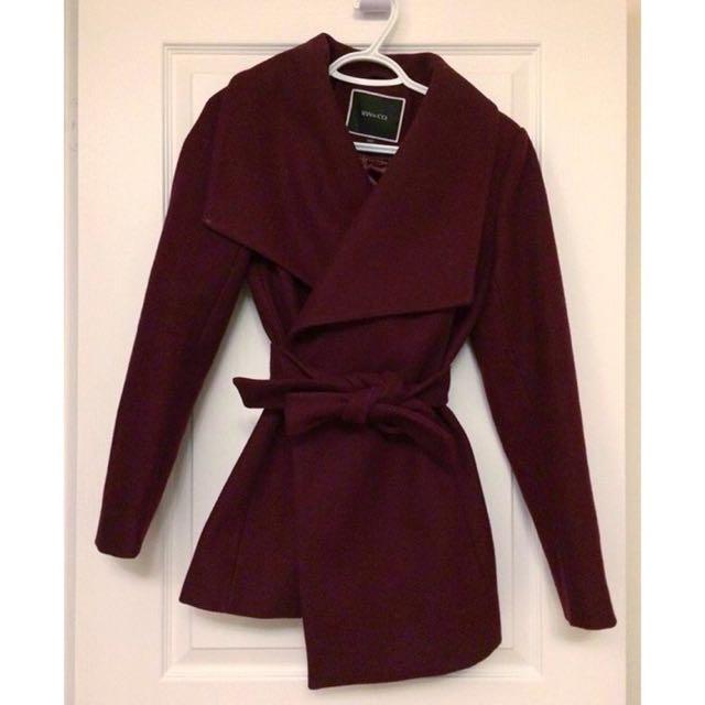 RW&CO Wool Coat