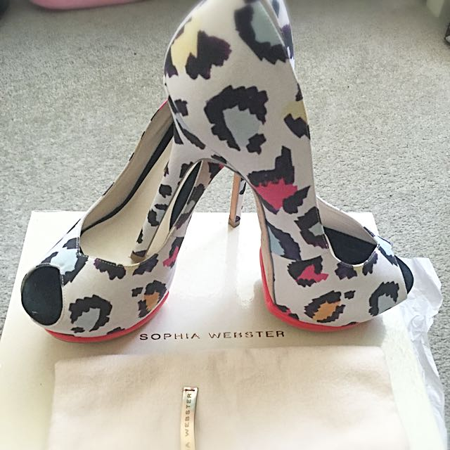 Sophia Webster High Heels