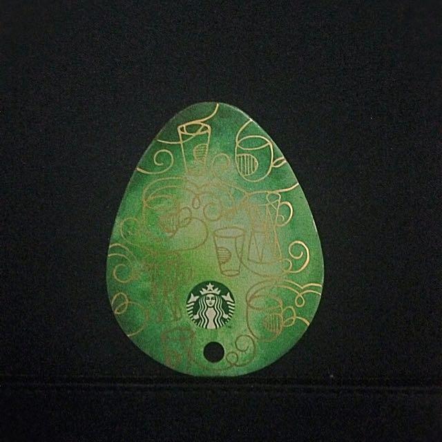 Starbuck Card Edisi Paskah (Registered)