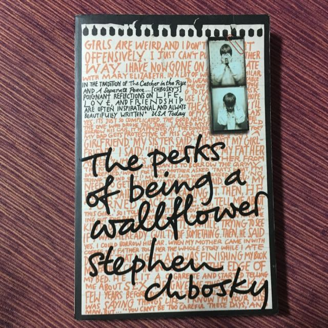 Stephen Chbosky's THE PERKS OF BEING A WALLFLOWER