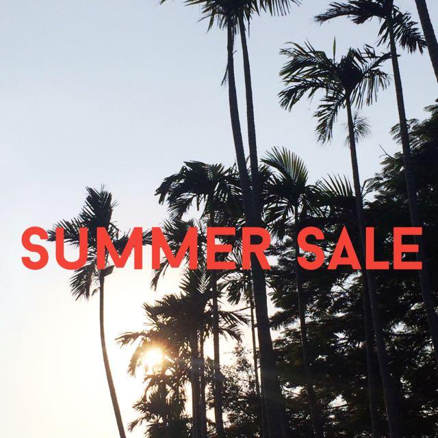 Summer Sale!!!!☀️