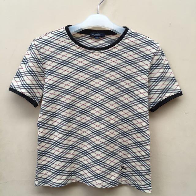 T Shirt Burberry