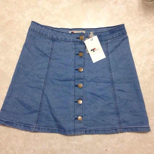 TEMT Denim Skirt