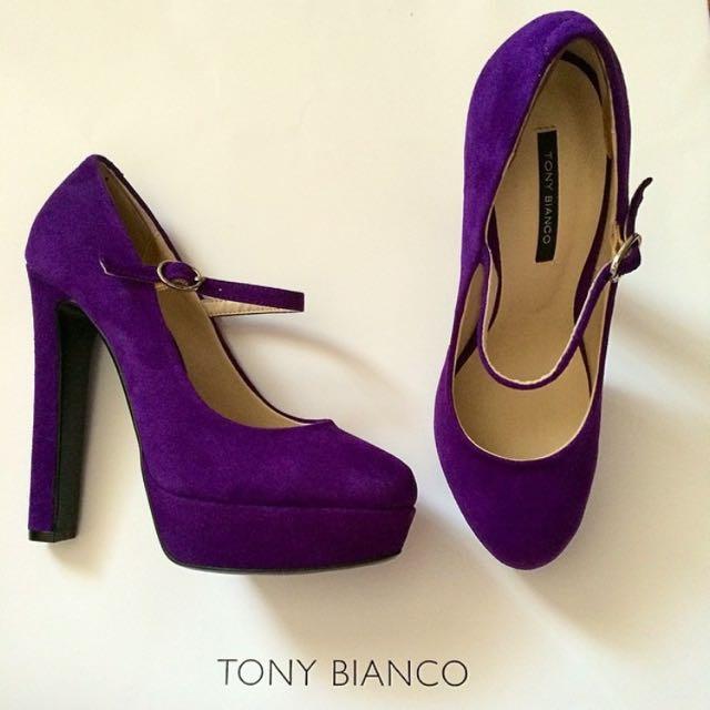 TONY BIANCO heels Size 5