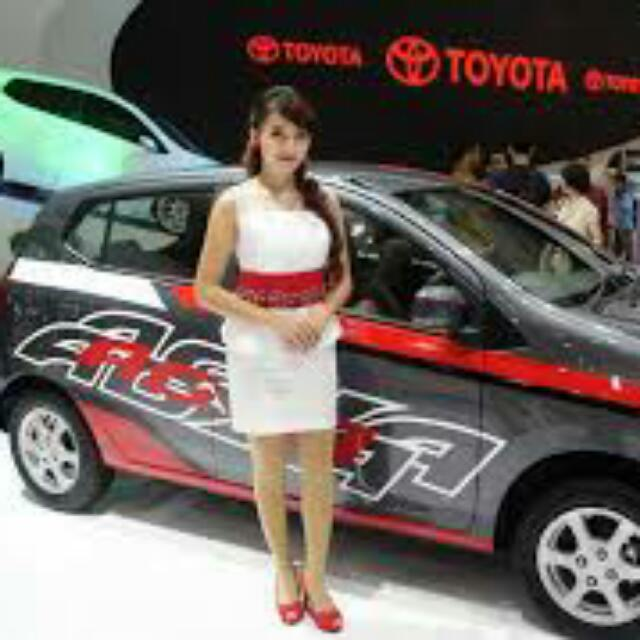 Toyota Agya Dp 10jt Angs 3056000 Cars For Sale On Carousell