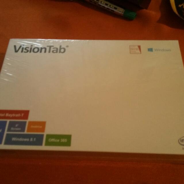 Vison Tablet