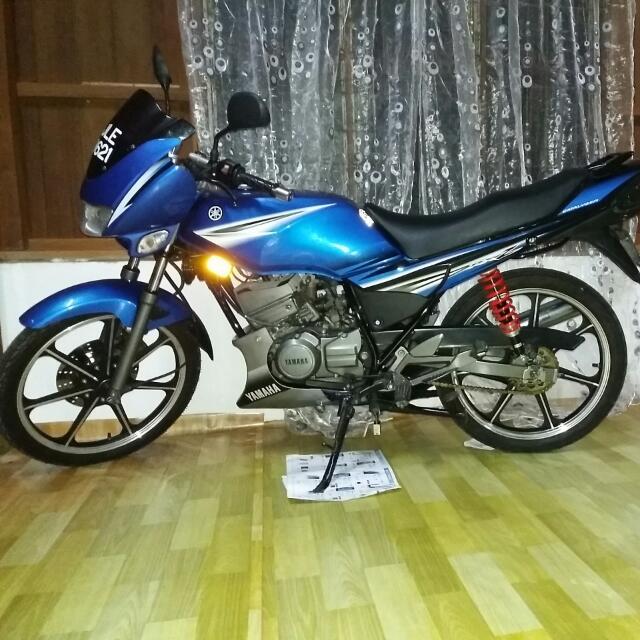 Yamaha Rxz Catalyzer Motorbikes On Carousell