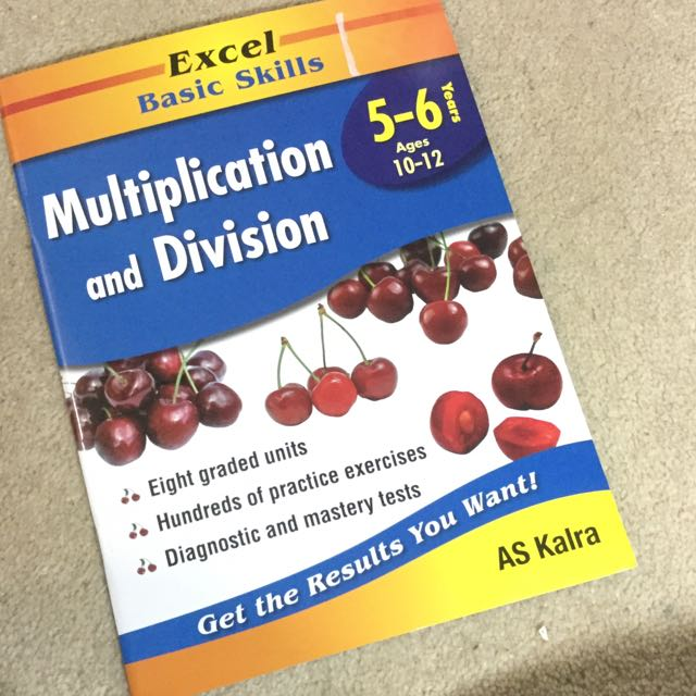 Year 5&6 Multiplication & Division