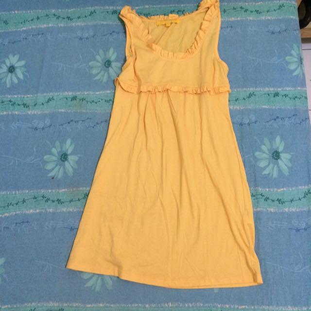 Yellow Shirt By Kamiseta