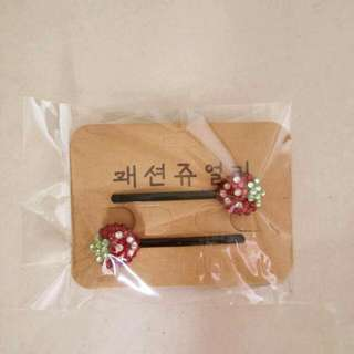 [Looking For] Strawberry Hairpin