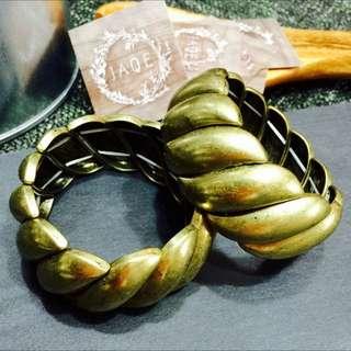 歐美古銅手環