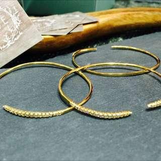 細鑽氣質手環