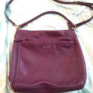KATE SPADE satchel ( excellent condition, used twice )