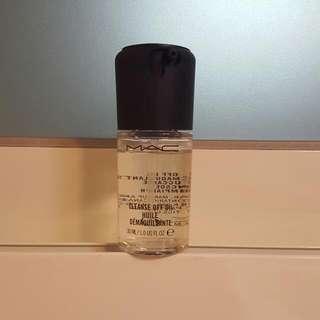 MAC卸妝油 小瓶