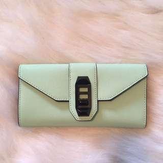 Rebecca Minkoff mason wallet - MINT