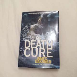 The Death Cure Hardcover