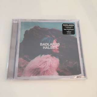 Halsey BADLANDS cd