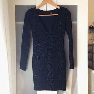 H&M Sequins Dress