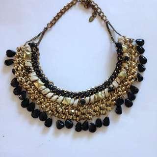 Beautiful Zara Statement Necklace